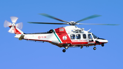MM81947 - Agusta-Westland AW-139CP - Italy - Coast Guard
