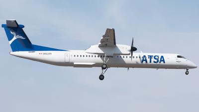 OB-2205 - Bombardier Dash 8-Q402 - ATSA Perú