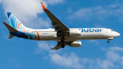A picture of A6FDZ - Boeing 7378KN - FlyDubai - © Boryspil Spotter