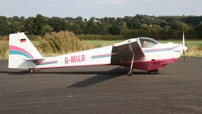 A picture of GMILD - Scheibe SF25C Falke - [44190] - © Ian Johnson