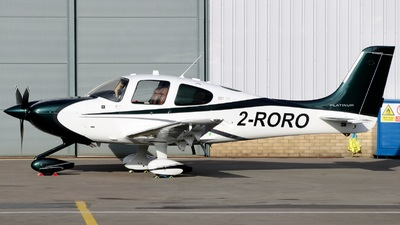 2-RORO - Cirrus SR22T-GTS Platinum - Private