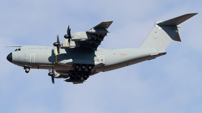 TK.23-07 - Airbus A400M - Spain - Air Force