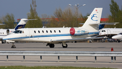 OE-GNB - Cessna 680 Citation Sovereign - MAP Executive Flight Service
