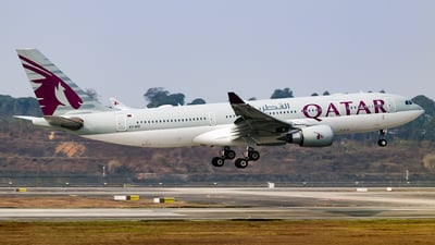 A7-ACD - Airbus A330-202 - Qatar Airways