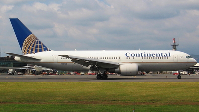 N76156 - Boeing 767-224(ER) - Continental Airlines