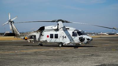 8454 - Sikorsky SH-60K Kai - Japan - Maritime Self Defence Force (JMSDF)
