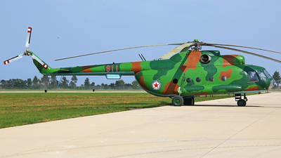911 - Mil Mi-17 Hip - North Korea - Air Force