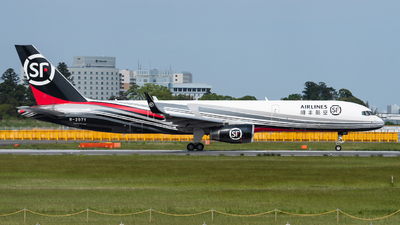 A picture of B207Y - Boeing 7572B7(PCF) - SF Airlines - © Yuto Kiuchi