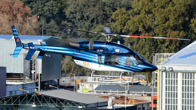 LQ-BII - Bell 427 - Argentina - Police of Entre Rios