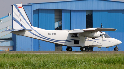PK-WMR - Britten-Norman BN-2T Turbine Islander - Private