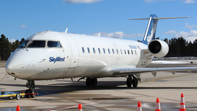 N594SW - Bombardier CRJ-200LR - SkyWest Airlines