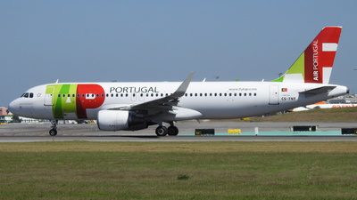 CS-TNT - Airbus A320-214 - TAP Air Portugal