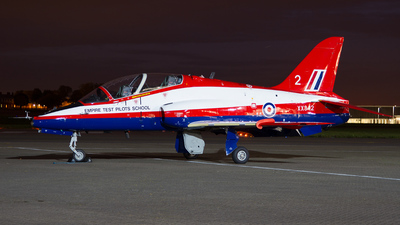 XX342 - British Aerospace Hawk T.1 - United Kingdom - Royal Air Force (RAF)