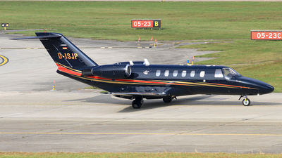D-ISJP - Cessna 525A CitationJet 2 - Private