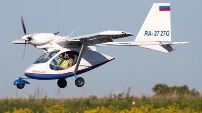 RA-2727G - Sigma Avia - Private