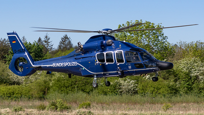 D-HLTJ - Eurocopter EC 155B - Germany - Bundespolizei