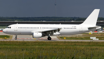 LY-VER - Airbus A320-211 - Avion Express