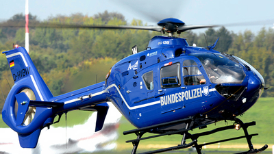 D-HVBW - Eurocopter EC 135T2+ - Germany - Bundespolizei