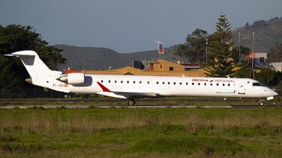 A picture of ECJZS - Mitsubishi CRJ900ER - Air Nostrum - © calco7