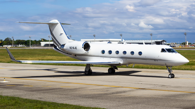 N218JE - Gulfstream G-IV(SP) - Jet Edge