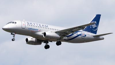 RA-89015 - Sukhoi Superjet 100-95B - Aeroflot