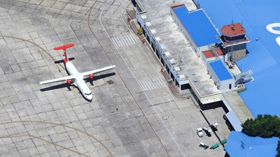 SAZM - Airport - Ramp