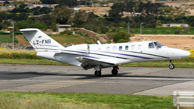 LZ-FNB - Cessna 525A CitationJet 2 Plus - Aviodelta