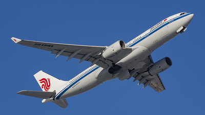 B-5933 - Airbus A330-243 - Air China