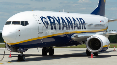 SP-RKW - Boeing 737-8AS - Ryanair Sun