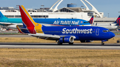 N640SW - Boeing 737-3H4 - Southwest Airlines