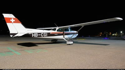 HB-CGI - Reims-Cessna F172P Skyhawk II - Private