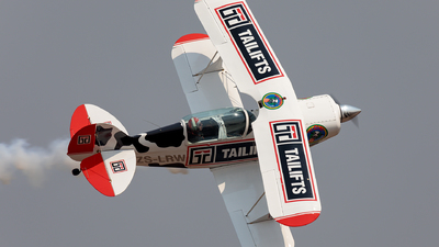 ZS-LRW - Pitts S-2B Special - Private