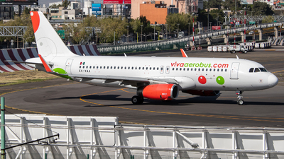A picture of XAVAA - Airbus A320232 - VivaAerobus - © Juan Carlos Alvarez (MAS Aviation Press)