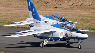 46-5725 - Kawasaki T-4 - Japan - Air Self Defence Force (JASDF)