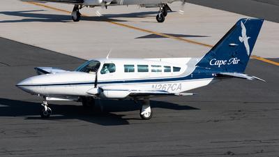 N267CA - Cessna 402C - Cape Air