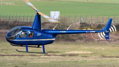 F-HCNE - Robinson R44 Raven II - Private
