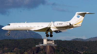 B-8157 - Gulfstream G550 - Private