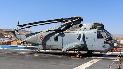 HS.9-01 - Sikorsky SH-3D Sea King - Spain - Navy