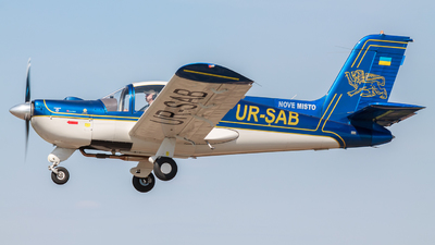 UR-SAB - Socata MS-893A Rallye Commodore - Private