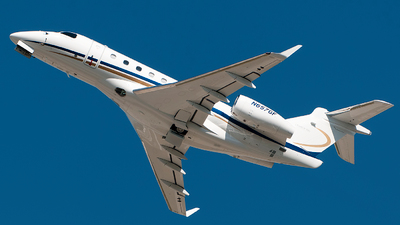 N657GF - Embraer EMB-550 Legacy 500 - Private