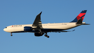 A picture of N406DX - Airbus A330941 - Delta Air Lines - © Michael Sender