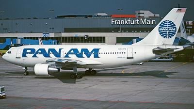 N803PA - Airbus A310-222 - Pan Am
