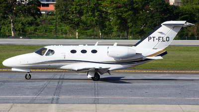 PT-FLO - Cessna 510 Citation Mustang - Private