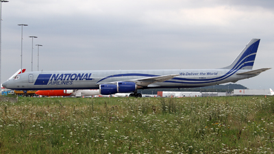 N155CA - Douglas DC-8-73(F) - National Airlines