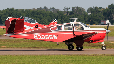 N3099W - Beechcraft V35B Bonanza - Private