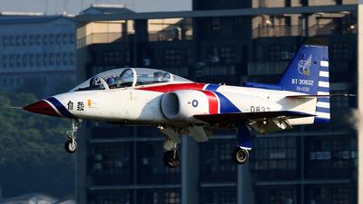 0832 - AIDC AT-3 Tzu Chiang - Taiwan - Air Force