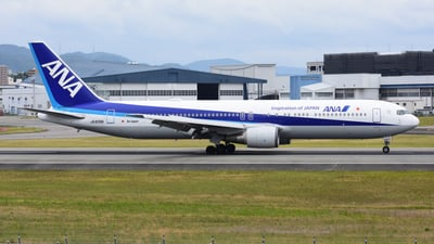 JA608A - Boeing 767-381(ER) - All Nippon Airways (ANA)