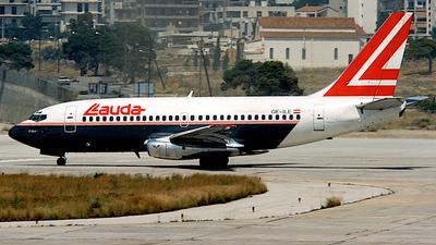 OE-ILE - Boeing 737-2T5(Adv) - Lauda Air
