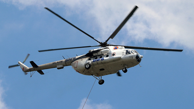 9N-ADM - Mil Mi-8MTV-1 Hip - BNPB - Indonesian National Board for Disaster Management