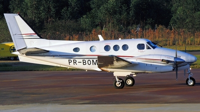 PR-BOM - Beechcraft C90GT King Air - Private